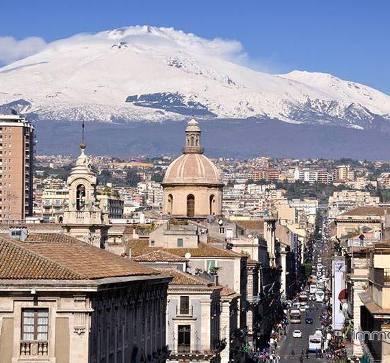Via Etnea, l'anima fascinosa di Catania