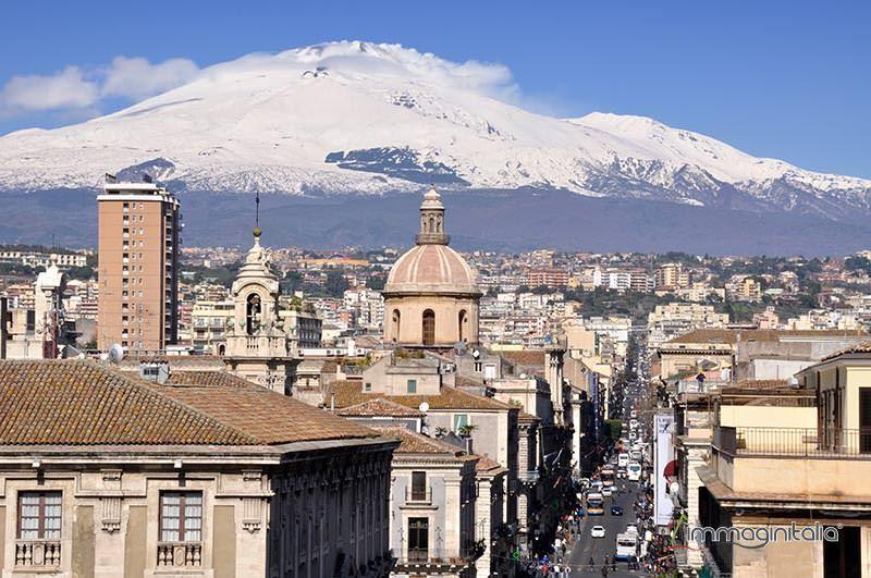 Catania Hotel Via Etnea
